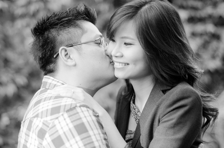 th0063(pp w768 h508) Mississauga Engagement Photography  |  Adamson Estate  |  Hoang & Truong