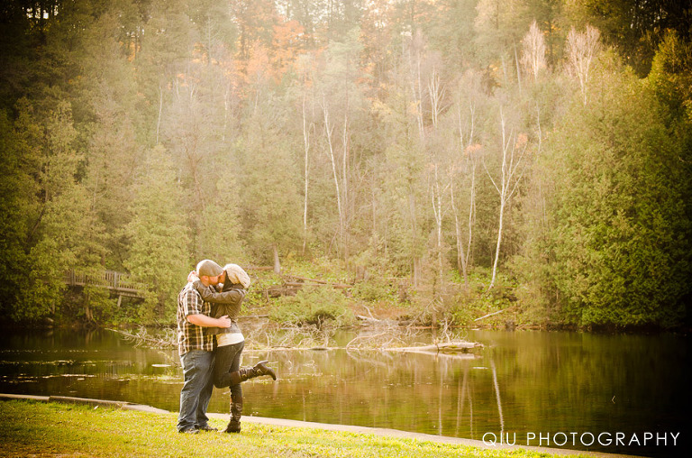 1.Toronto Engagement Photography Belfountain Conservation Area