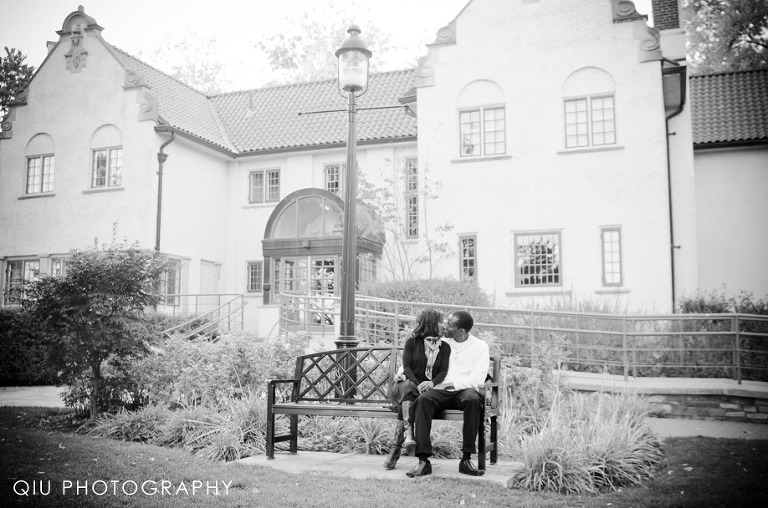 2. Adamson Estate Fall Engagement