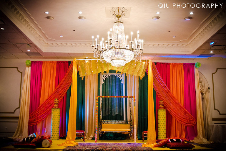 1. Roma's Hospitality Centre Wedding Mehndi