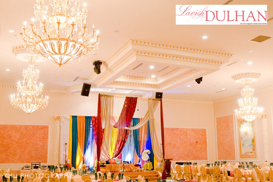 rn0009 Toronto South Asian Wedding Photography Featured on Lavish Dulhans Decor Inspiration
