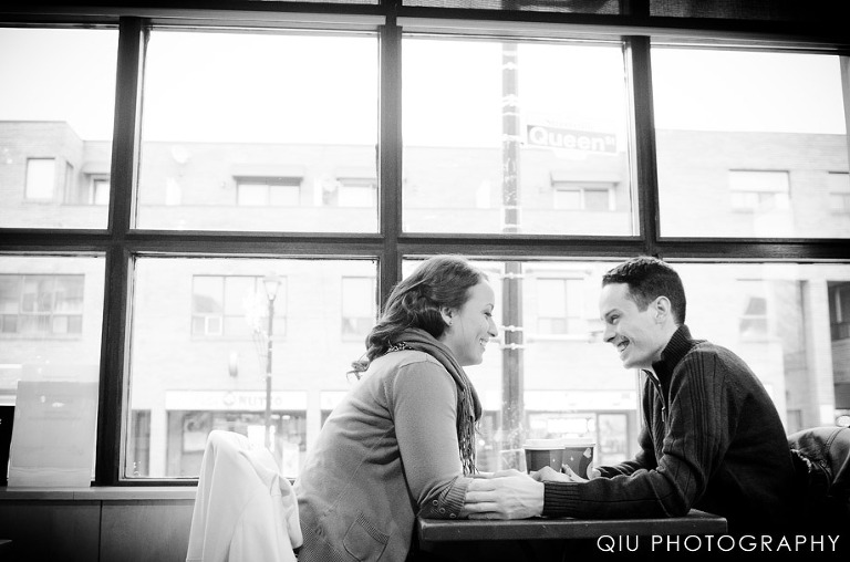 MississaugaWeddingPhotographer00011(pp w768 h508) Mississauga Wedding Photography | Streetsville Starbucks Engagement Session | Meagan & Grant