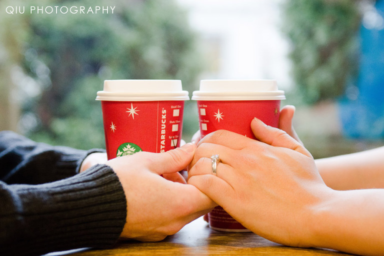MississaugaWeddingPhotographer0006(pp w768 h512) Mississauga Wedding Photography | Streetsville Starbucks Engagement Session | Meagan & Grant