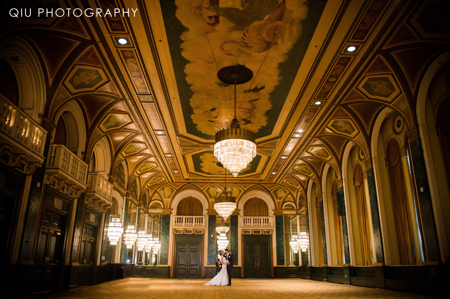 Fairmont Hotel Toronto Wedding