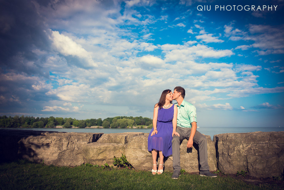 Toronto Wedding Photographer 013 Mississauga Engagement Photography | Adamson Estate | Ioana & Andrei