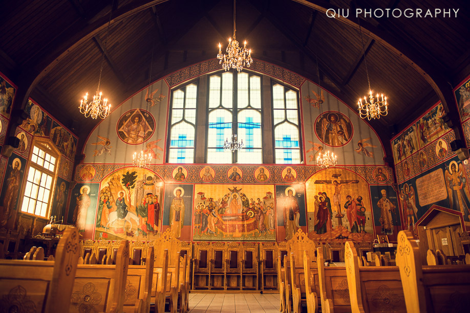 Toronto Wedding Photography Romanian Orthodox Church1 Toronto Wedding Photography | King Valley Golf Club | Ioana & Andrei