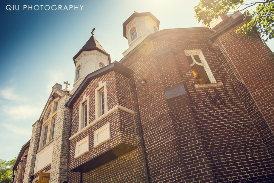 Toronto Wedding Photography St Georges Romanian Orthodox Church 0007 Toronto Wedding Photography | King Valley Golf Club | Ioana & Andrei