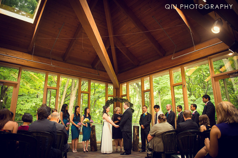kortright centre wedding 004(pp w768 h512) Toronto Wedding Photography | Kortright Centre for Conservation | June & Blake