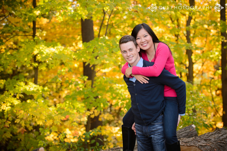 Toronto Edwards Gardens Engagement 02 Toronto Wedding Photography | Edwards Gardens Engagement Session | Fei & Dan