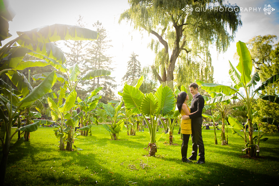 Toronto Edwards Gardens Engagement 20 Toronto Wedding Photography | Edwards Gardens Engagement Session | Fei & Dan