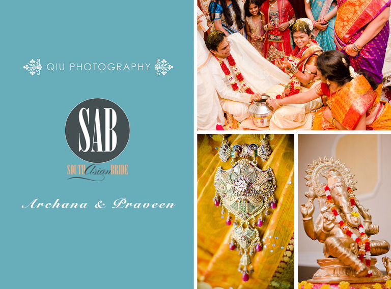 Archana Praveen Indian Wedding Photography Featured(pp w768 h568) Featured on South Asian Bride Magazine | Toronto Indian Wedding Photography | Swagat Banquet Hall | Archana and Praveen