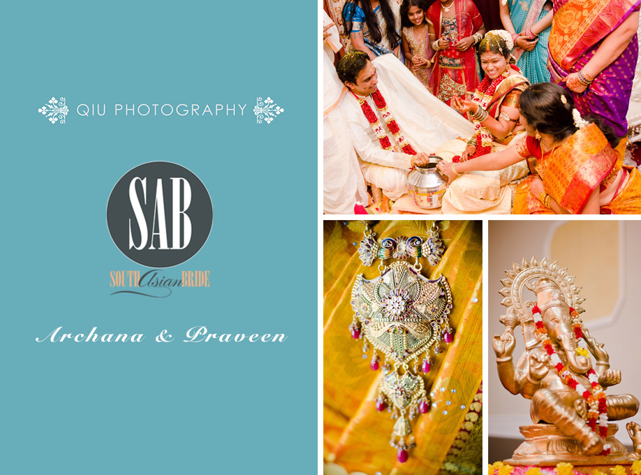 Archana Praveen Indian Wedding Photography Featured Featured on South Asian Bride Magazine | Toronto Indian Wedding Photography | Swagat Banquet Hall | Archana and Praveen