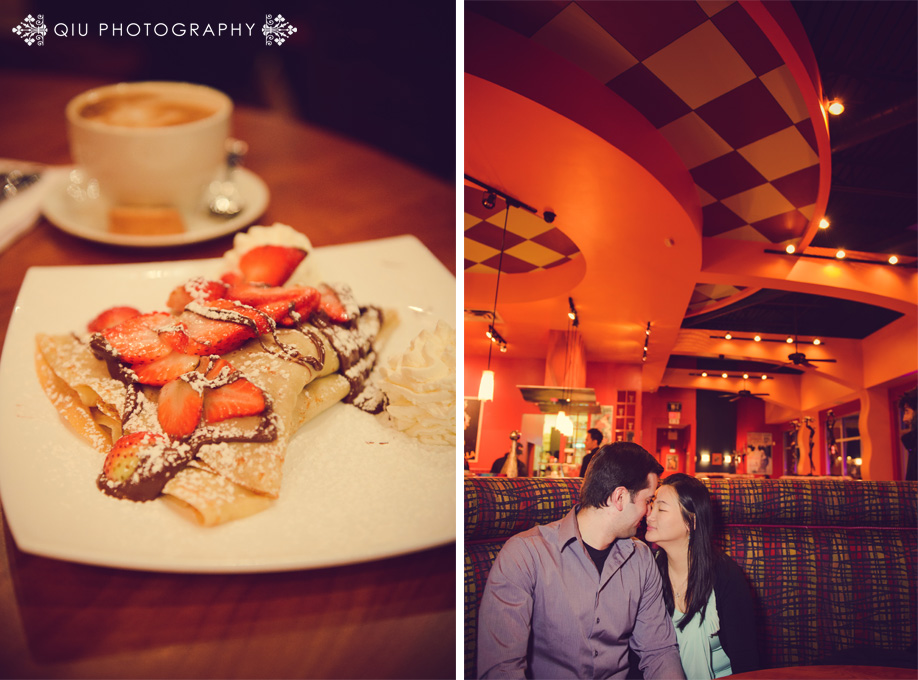 Toront Engagement Photography Caffe Demetre 0003 Toronto Engagement Photography | Caffe Demetre | Elrika and Chris