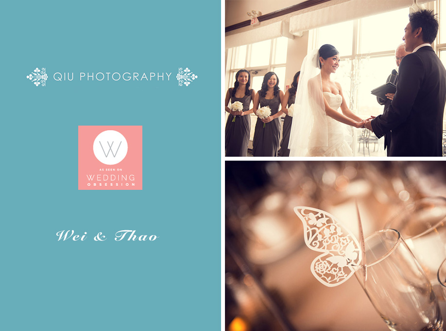 WeiandThao Featured on Wedding Obsession | Toronto Wedding Photography | Elm Hurst Inn | Ingersoll | Wei and Thao