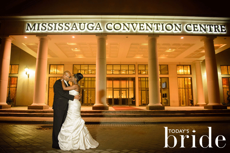 todaysbridenigelconnie(pp w768 h512) Featured on Todays Bride | Toronto Wedding Photography | Mississauga Convention Centre Wedding | Connie and Nigel