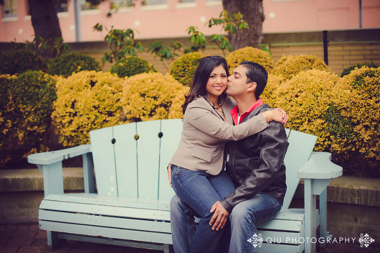 Mississauga Engagement Photography Civic Centre 04(pp w768 h512) Mississauga Wedding Photography | Mississauga Civic Centre Engagement | Natalie and Raj