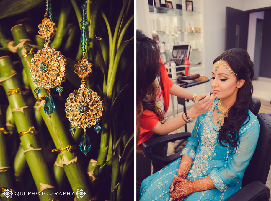 Mississauga Shirley Wu Makeup FH 03 Toronto Wedding Photography | Isna Masjid Wedding | Furheen and Hassans Nikah
