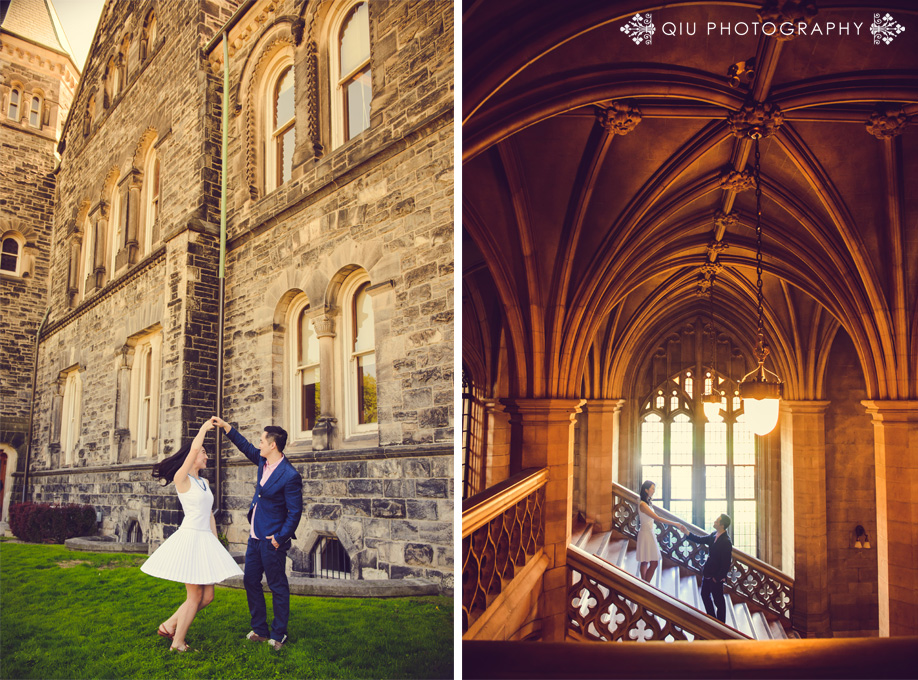 Toronto Engagement Photography University of Toronto 02 Toronto Engagement Photography | University of Toronto | Daisy and Owen