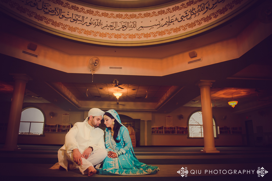 Toronto Isna Masjid Mosque Wedding FH 01 Toronto Wedding Photography | Isna Masjid Wedding | Furheen and Hassans Nikah