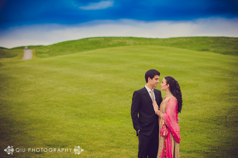 BraeBen Golf Course Mississauga Engagement 3 Mississauga Engagement Photography | BraeBen Golf Course | Naveen and Asad