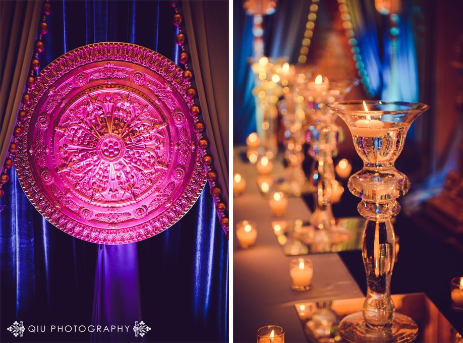 South Asian Wedding Dream Party Decor 001 Toronto South Asian Wedding Decor Inspiration