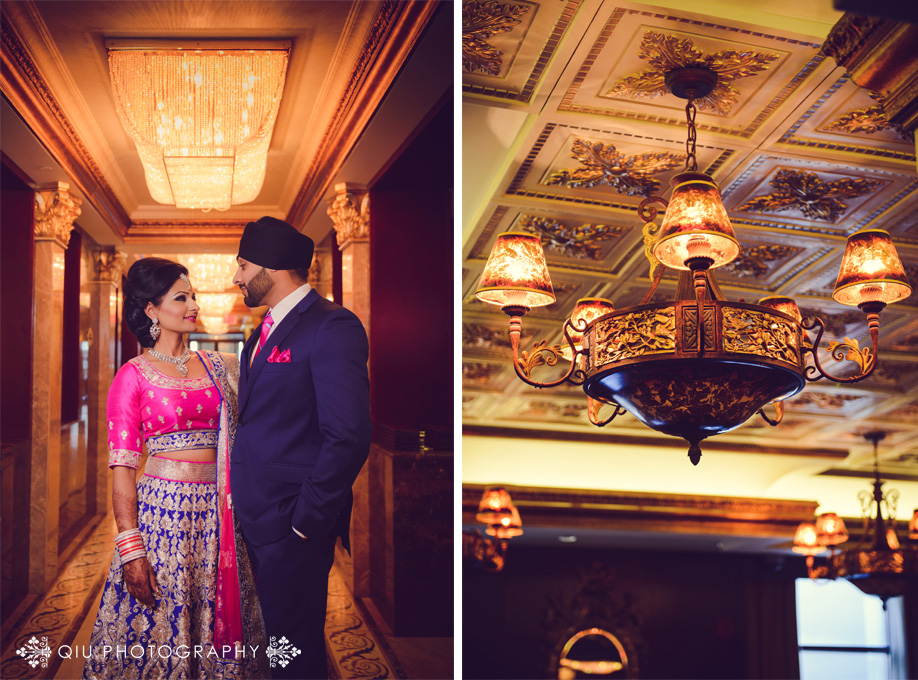 21 Toronto Sikh Wedding Photography | Red Rose Convention Centre | Shaina and Harman Wedding Reception