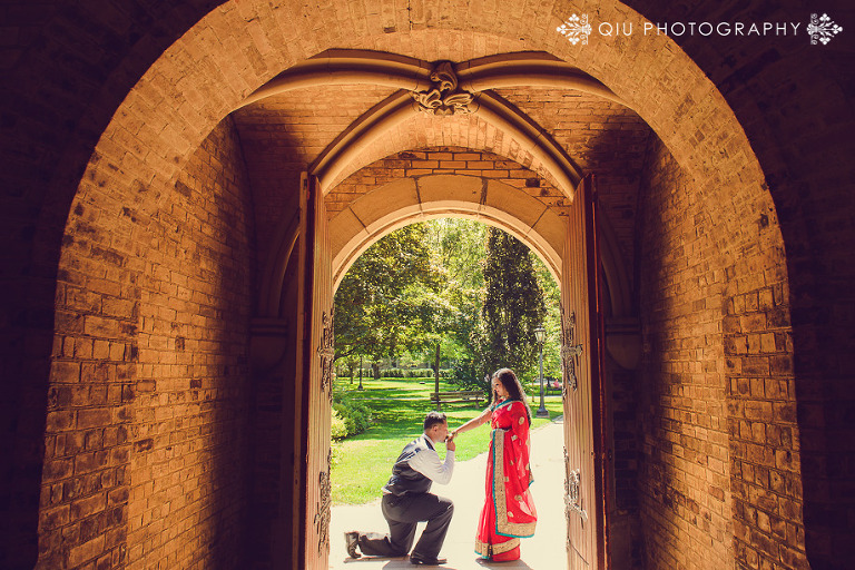 University of Toronto Engagement photography fa 01(pp w768 h512) Toronto Engagement Photography | University of Toronto | Farzana and Ashraf