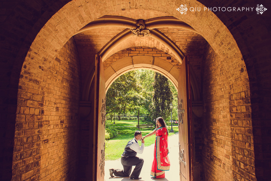 University of Toronto Engagement photography fa 01 Toronto Engagement Photography | University of Toronto | Farzana and Ashraf
