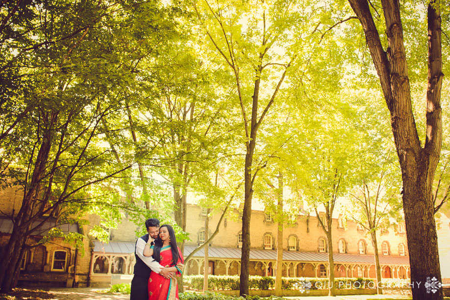 University of Toronto Engagement photography fa 02 Toronto Engagement Photography | University of Toronto | Farzana and Ashraf