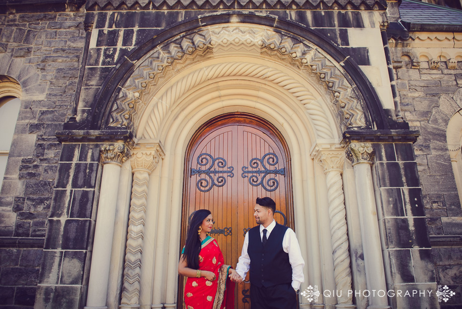 University of Toronto Engagement photography fa 08 Toronto Engagement Photography | University of Toronto | Farzana and Ashraf