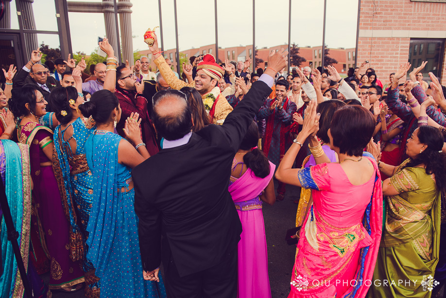 Anisha wedding