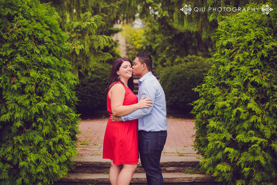 Toronto Engagement Photography Alexander Muir Gardens ER 01 Toronto Engagement Photography | Alexander Muir Memorial Gardens | Evis and Ric