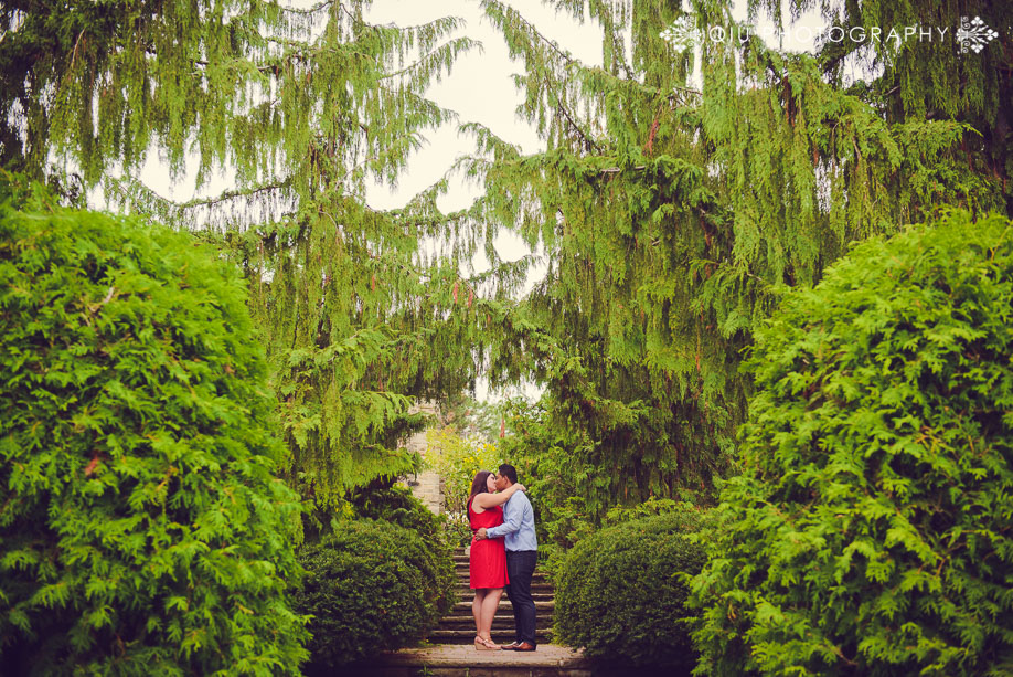 Toronto Engagement Photography Alexander Muir Gardens ER 02 Toronto Engagement Photography | Alexander Muir Memorial Gardens | Evis and Ric