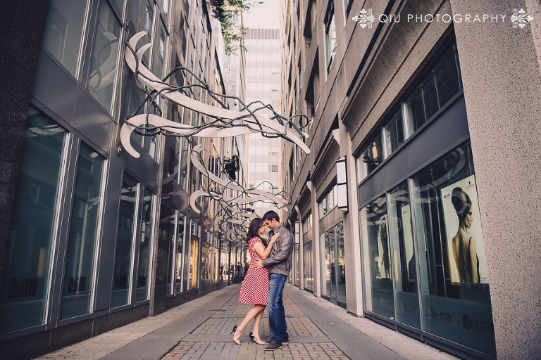 Toronto Engagement Photography Yorkville AK 03(pp w768 h512) Toronto Engagement Photography | Amirah and Karim