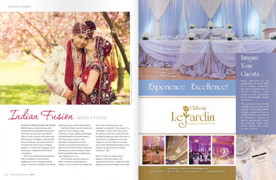Screen Shot 2014 12 15 at 5.31.01 PM Featured in Wedding Essentials Magazine | Sheryl and Tushar