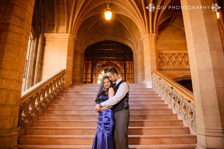 Toronto Indian Wedding Photography University of Toronto PF016(pp w768 h512) Toronto Engagement Photography | Priya & Fenil