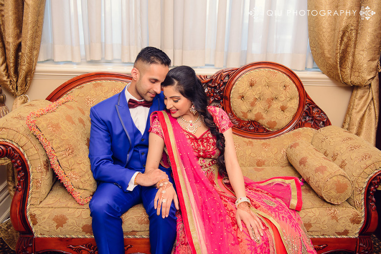 Indian Wedding Photography Red Rose Convention Centre Engagement FP 01(pp w768 h512) Toronto Indian Engagement Photography | Red Rose Convention Centre | Priya & Fenil