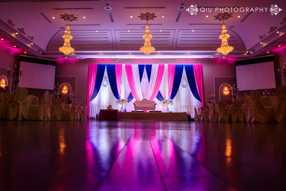 Indian Wedding Photography Red Rose Convention Centre Engagement FP 02 Toronto Indian Engagement Photography | Red Rose Convention Centre | Priya & Fenil
