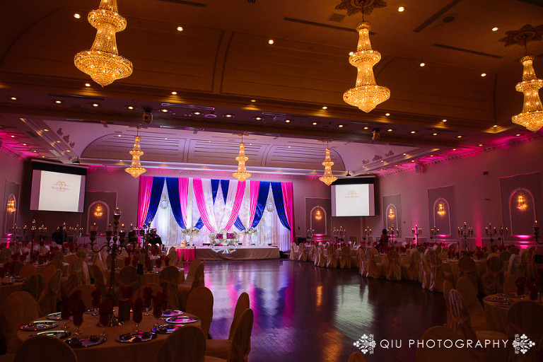 Indian Wedding Photography Red Rose Convention Centre Engagement FP 04(pp w768 h512) Toronto Indian Engagement Photography | Red Rose Convention Centre | Priya & Fenil