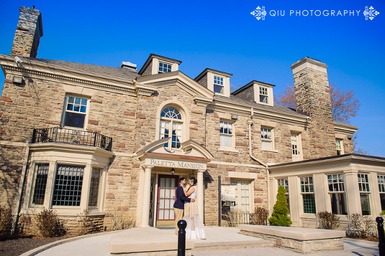 Toronto Indian Engagement Photography Paletta Mansion 004(pp w768 h512) Toronto Indian Engagement Photography | Paletta Mansion | Nadia & Rahul