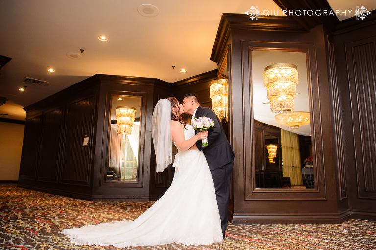 Toronto Wedding Photography Delta Hotel Markham ER 41(pp w768 h512) Toronto Wedding Photography | Blessed Sacrament Catholic Church | Scarborough Convention Centre | Evis & Ric