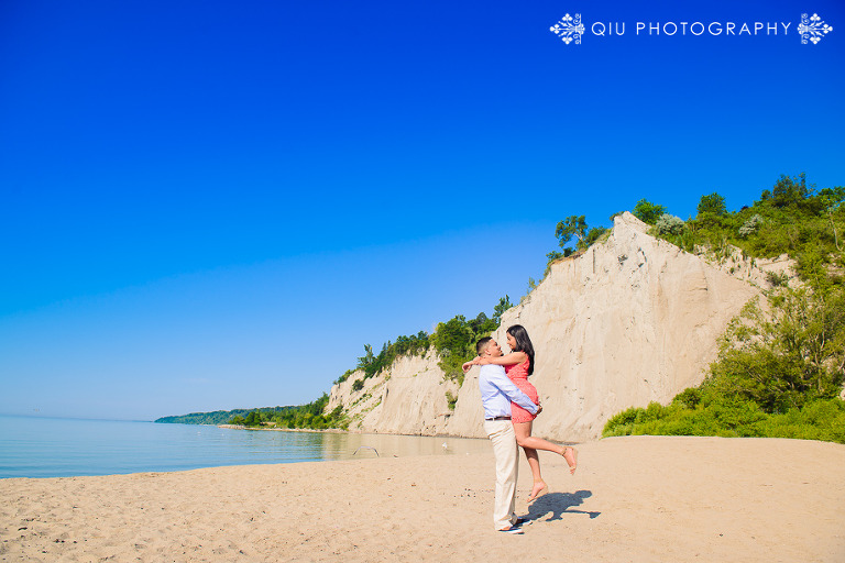 Scarborough Bluffs Engagement Photography AA 001(pp w768 h512) Toronto Engagement Photography | Scarborough Bluffs Park | Amanda & Ashan