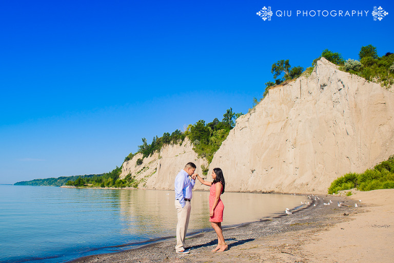 Scarborough Bluffs Engagement Photography AA 002(pp w768 h512) Toronto Engagement Photography | Scarborough Bluffs Park | Amanda & Ashan