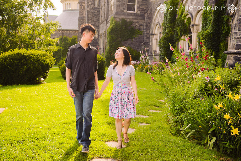 Toronto Chinese Engagement Photography University of Toronto EM 01(pp w768 h512) Toronto Engagement Photography | University of Toronto | Emily and Michael