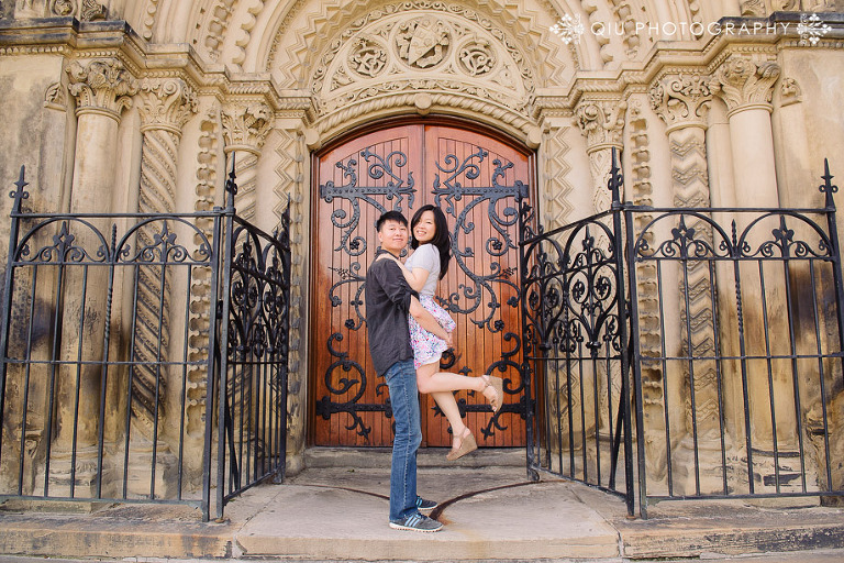 Toronto Chinese Engagement Photography University of Toronto EM 02(pp w768 h512) Toronto Engagement Photography | University of Toronto | Emily and Michael