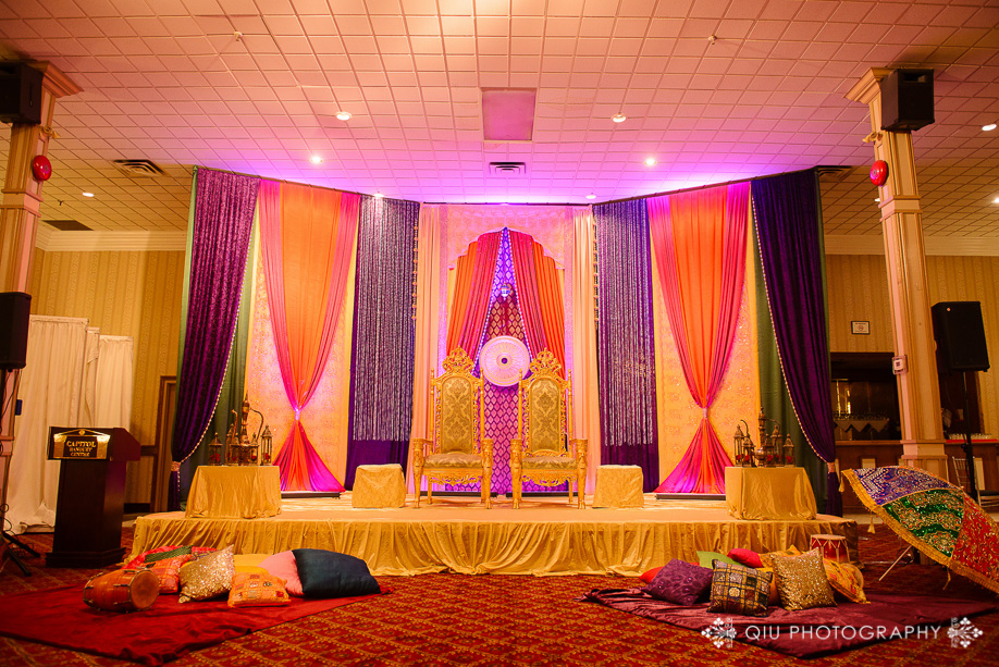 Toronto Muslim Wedding Photography Capitol Banquet Hall Wedding 01 Toronto Muslim Wedding Photography | A vibrant Mehndi at Capitol Banquet Hall
