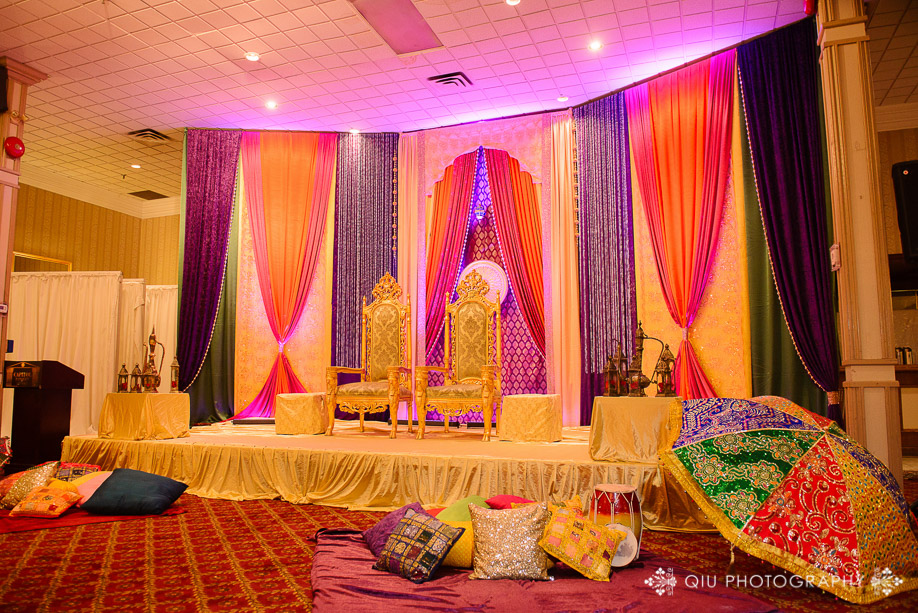 Toronto Muslim Wedding Photography Capitol Banquet Hall Wedding 03 Toronto Muslim Wedding Photography | A vibrant Mehndi at Capitol Banquet Hall