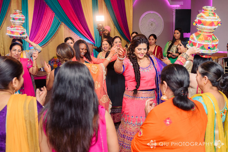 DSC 3399(pp w768 h512) Toronto Indian Wedding Photography | Natraj Banquet Hall Mississauga | Bhawna and Bimal Sangeet