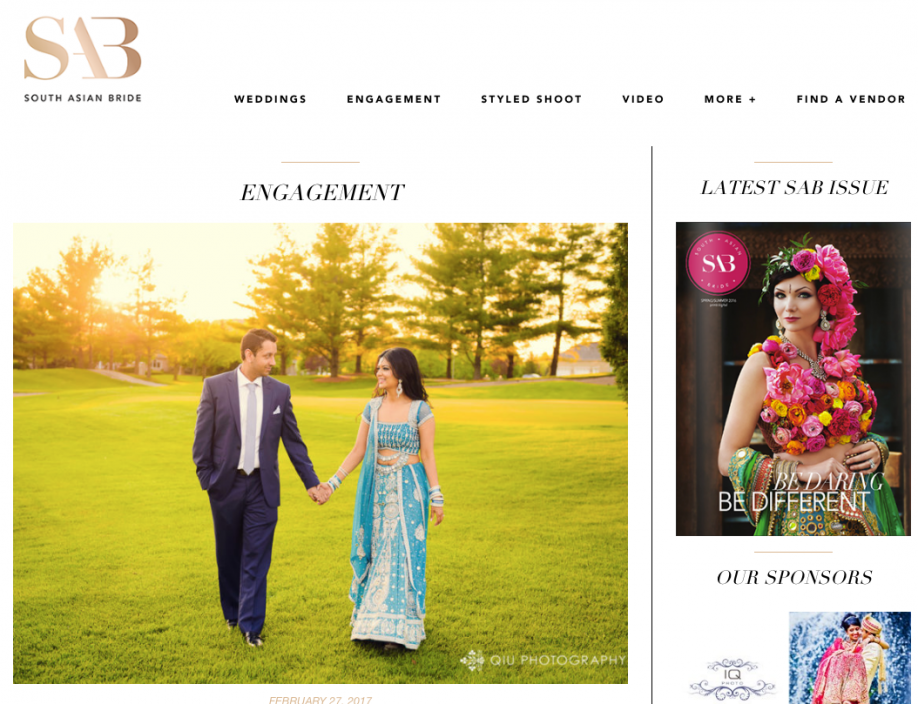 Screen Shot 2017 03 14 at 3.47.06 PM FEATURED ON SOUTH ASIAN BRIDE | DEER CREEK GOLF & BANQUET FACILITY | Palak and Navi