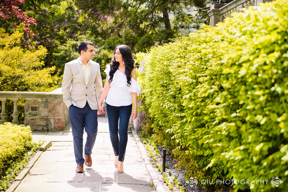 DSC 7358 Toronto Engagement Photography | Graydon Hall Manor | Kiran & Karan